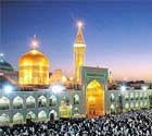 Shrine of Imam Raza